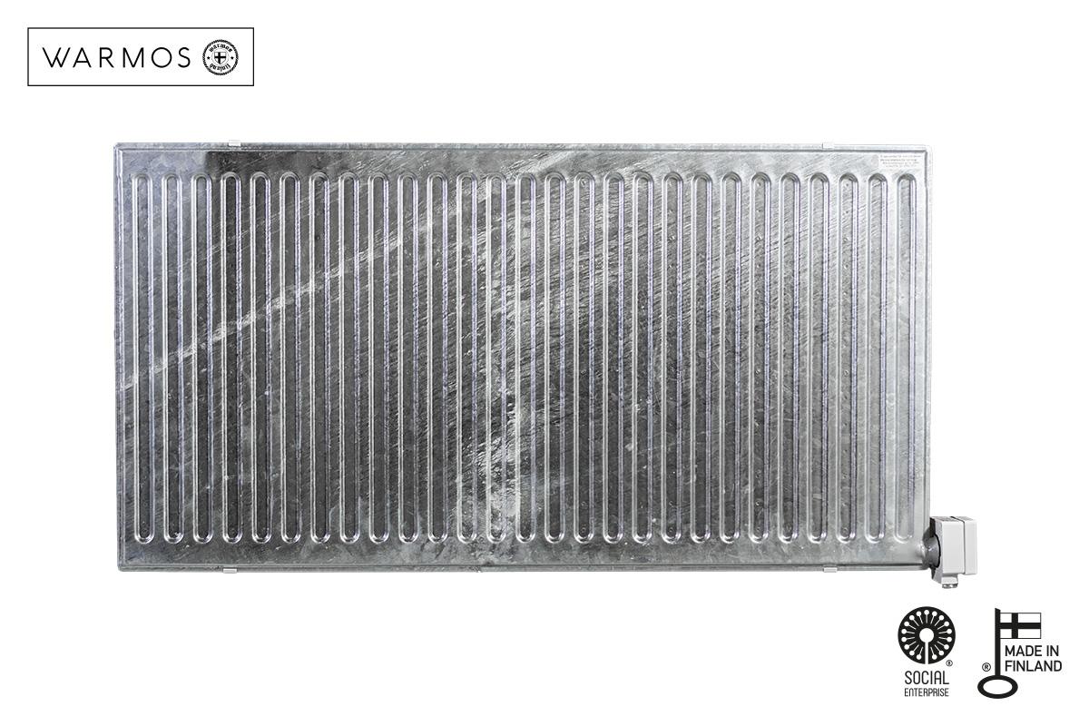 Warmos Werstas EWS608KS galvanized